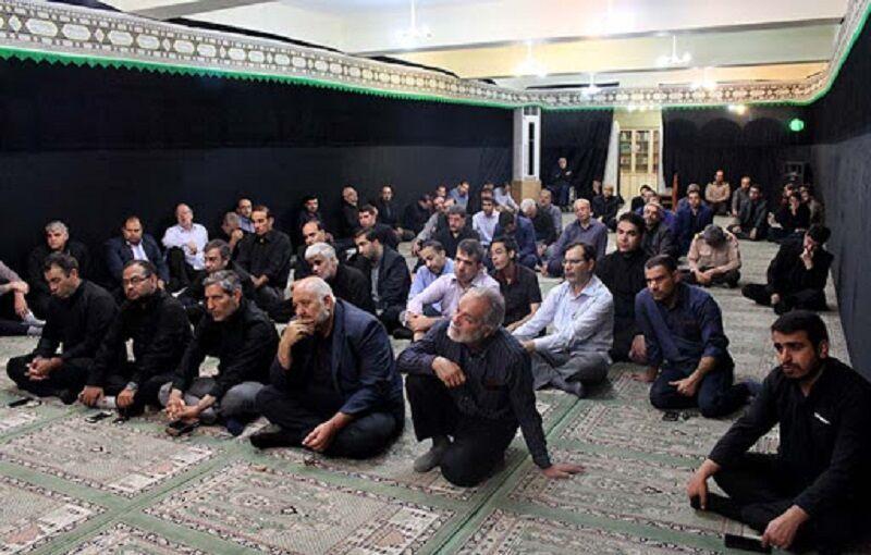 خبرنگاران جلسات هیات های مذهبی تعطیل شود