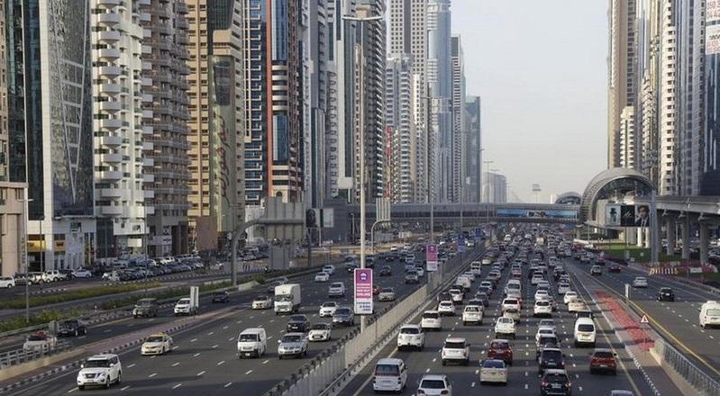 مُعرفی خیابان های معروف دبی
