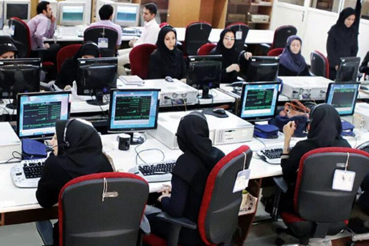 تمدید بخشنامه نحوه حضور کارمندان در ادارات، بانک ها و بیمه ها تا 20 فروردین