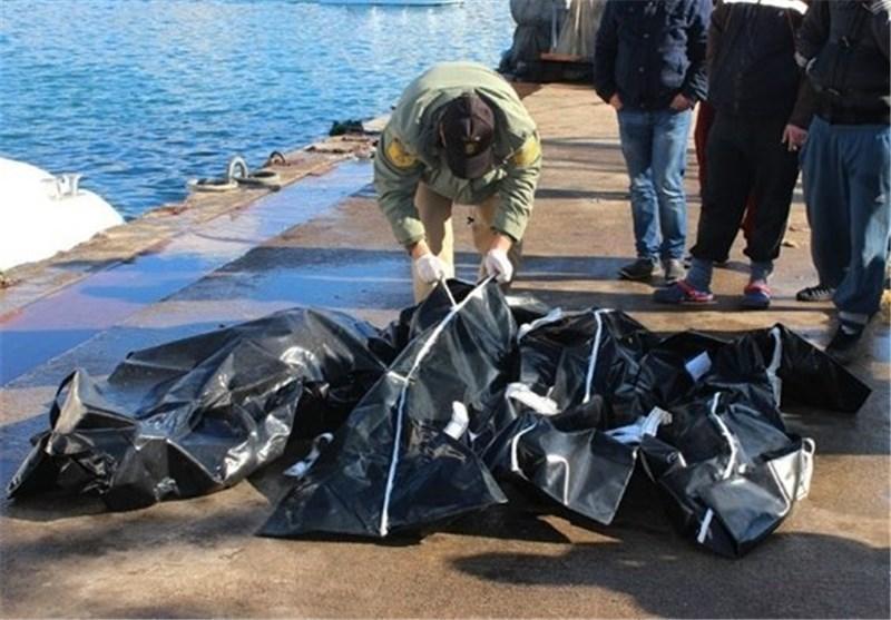 مرگ 12 نفر در غرق قایق مهاجران در نزدیکی سواحل یونان
