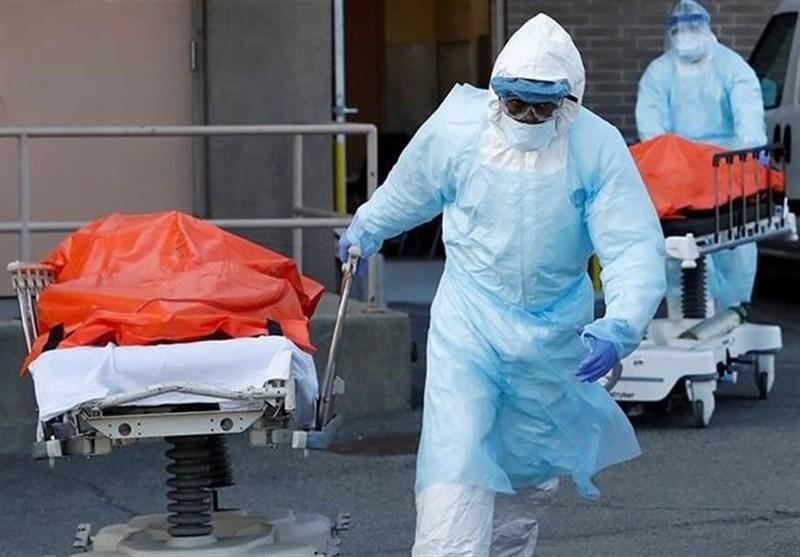 تعداد قربانیان ویروس کرونا در آمریکا از 12هزار نفر گذشت