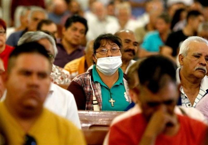 افزایش تلفات ویروس کرونا در مکزیک