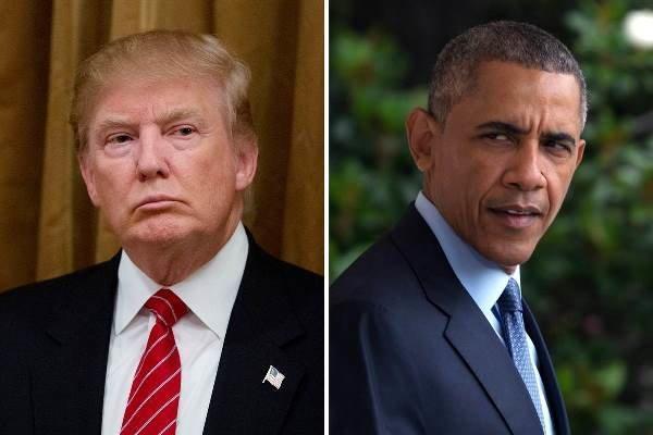 ترامپ: اوباما یک رئیس جمهور کاملا بی کفایت بود