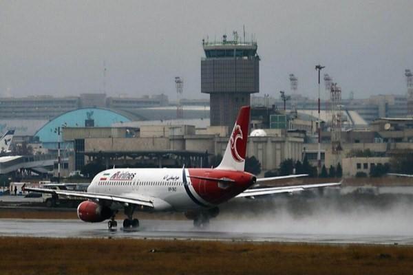 600 مسافر ایرانی از قبرس، اوکراین و تاجیکستان به ایران بازگشتند