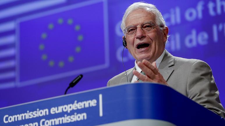 بورل: مرگ جورج فلوید اتحادیه اروپا را شوکه نموده است