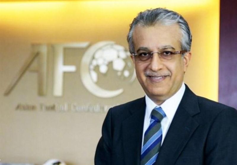 شیخ سلمان: از نامزدهای میزبانی جام ملت های آسیا تشکر می کنم، میزبانی چین فراتر از انتظارات ما خواهد بود