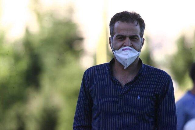 رمضانی: به خاطر سلامت پارسی ها به جم نرفتیم، من و مجیدی پروتکل ها را قبول نداریم