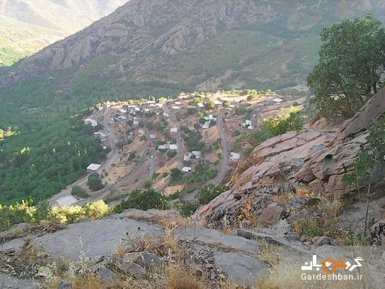 آشنایی با روستای بیرواس یا بیدرواز از توابع کرمانشاه