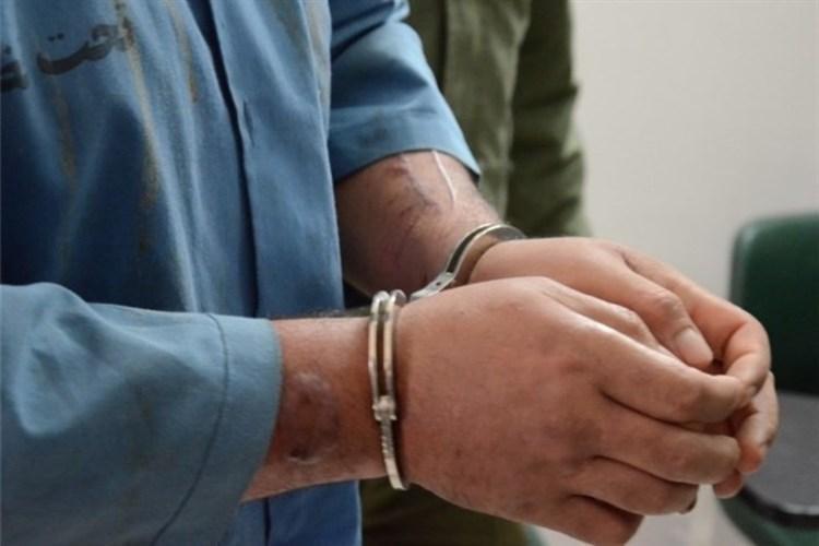دستگیری شرور متواری در بابل