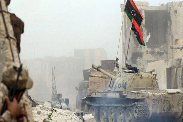 واکنش آمریکا به طرح مصر برای برقراری آتش بس در لیبی