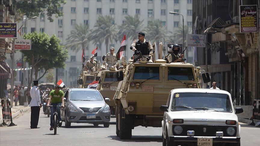 شرایط فوق العاده در مصر سه ماه دیگر تمدید شد