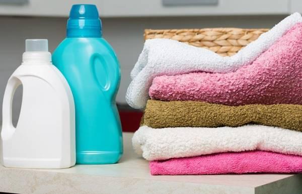 درست کردن نرم کننده لباس خانگی