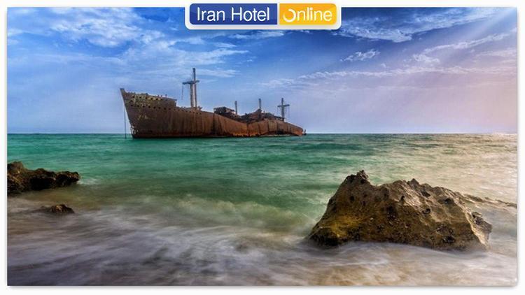 رمانتیک ترین مناظر جزیره کیش کدام است