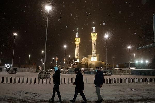 هواشناسی ایران 99، 9، 29، بارش برف و باران در 20 استان، سامانه بارشی جدید در راه است