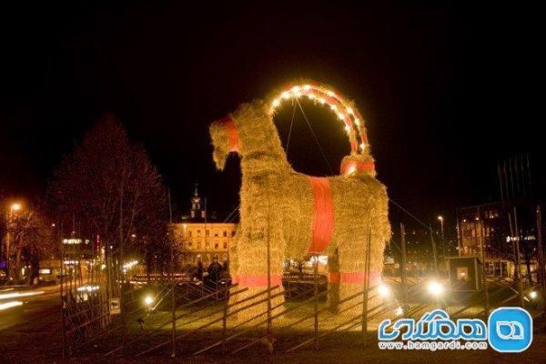 آشنایی با تعدادی از عجیب ترین رسوم کریسمس در دنیا