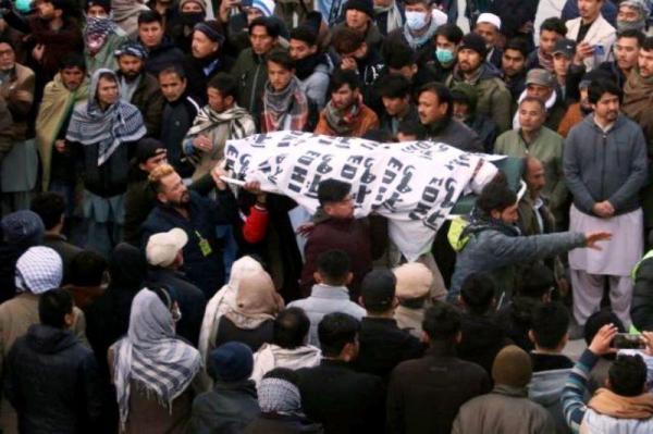 ادامه اعتراضات به کشتار کارگران شیعه هزاره در پاکستان