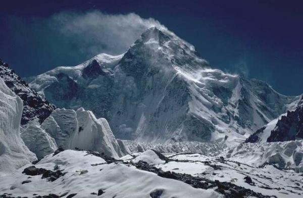 شمارش معکوس برای فتح کی 2 برای اولین بار در زمستان