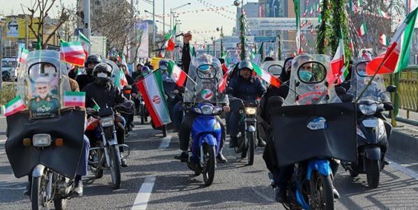 رئیس پلیس پایتخت: برگزاری راهپیمایی 22 بهمن در کمال آرامش، هیچگونه مشکل امنیتی، انتظامی و ترافیکی نداشته ایم