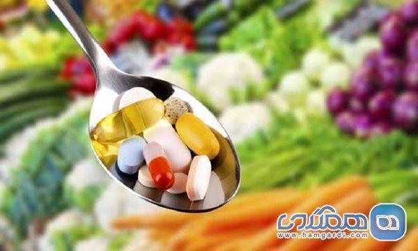 نحوه مصرف ویتامین ها در زمان شیوع کرونا