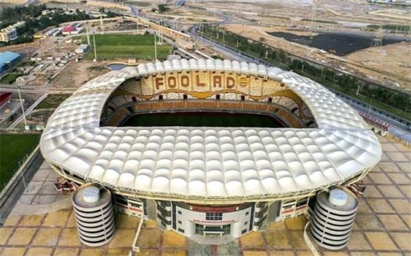 فولاد خوزستان رسما نامزد میزبانی از لیگ قهرمانان آسیا شد