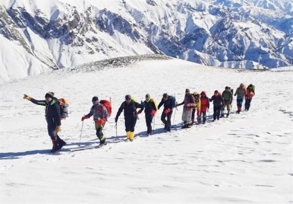 هشدار به کوهنوردان؛ احتمال وقوع کولاک در ارتفاعات