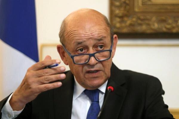 تمام تلاشم را برای جلوگیری از فروپاشی لبنان می کنم! خبرنگاران