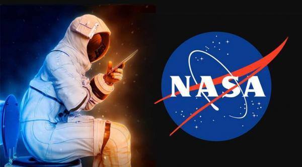 در ساخت توالت های فضایی بهتر با ناسا همکاری کنید