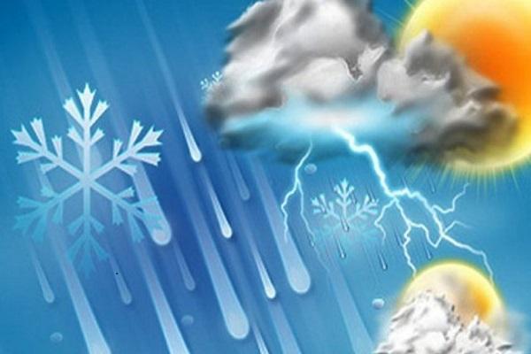 کاهش محسوس دما در شرق و جنوب شرق کشور، بارش شدید در مازندران و گلستان