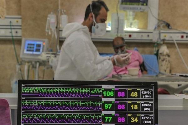 ثبت رکورد جدید بستری های کرونایی در تهران، بروز 70 درصد مرگ ها در افراد بالای 60 سال