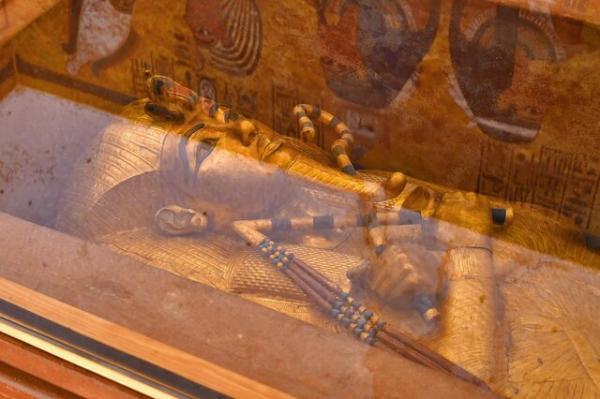 داستان 7 مومیایی مشهور مصر