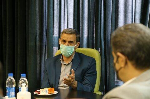 نظارت بر اجرای پروتکل های بهداشتی تشدید می گردد خبرنگاران