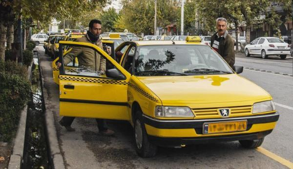 شروع برچسب گذاری نرخ کرایه تاکسی از امروز