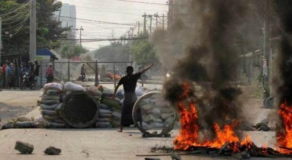 افزایش سرکوب مخالفان در میانمار