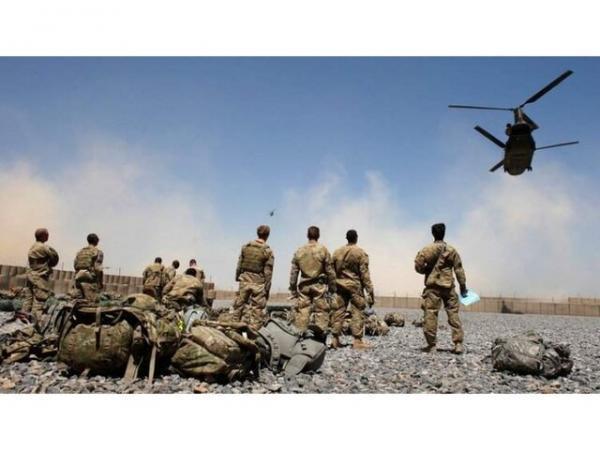 نیروهای آمریکایی به زودی فرودگاه قندهار را ترک می نمایند