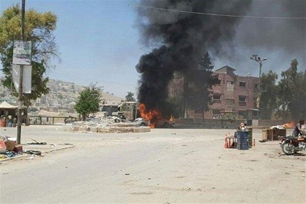 کشته شدن 2 شبه نظامی وابسته به ترکیه در حومه شمالی حلب سوریه