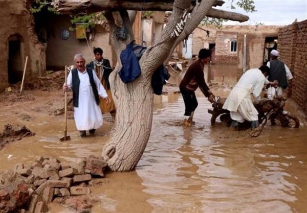 تلفات سیلاب های اخیر افغانستان به 56 کشته افزایش یافت