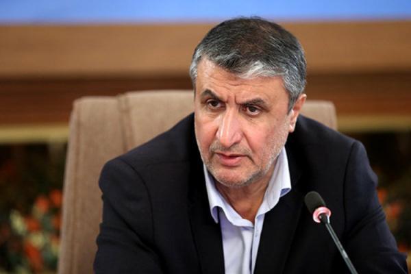 وزیر راه: ایران وارد طرح یک کمربند ـ یک جاده چین شد