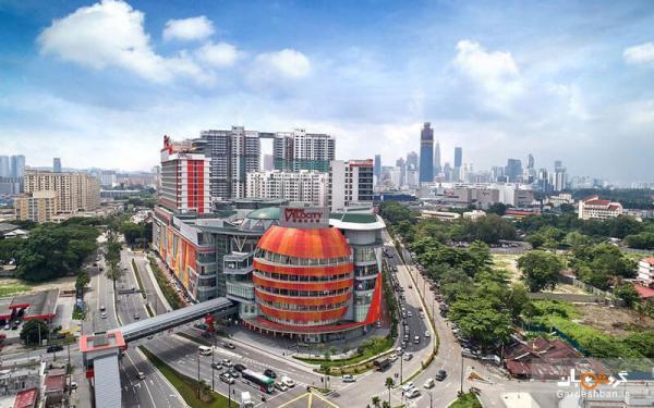 هتل سانوی ولوسیتی کوالالامپور؛ هتلی 4 ستاره با 351 اتاق، تصاویر