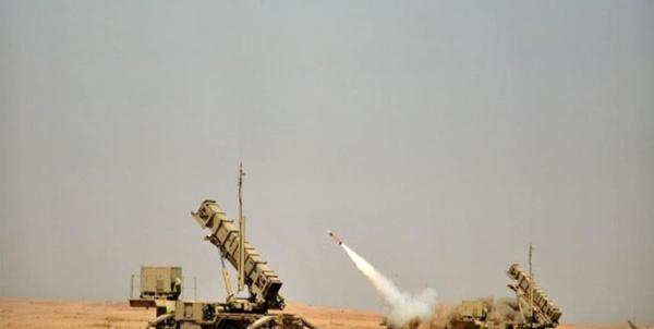 سعودی ها مدعی رهگیری دو موشک بالستیک یمن شدند