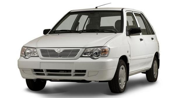 قیمت خودرو های سایپا و ایران خودرو امروز اول تیر 1400