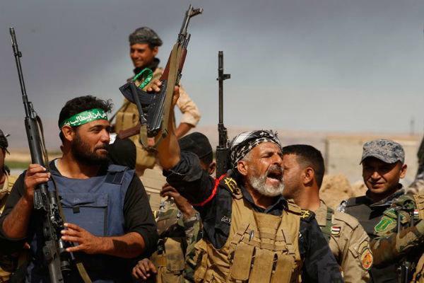 خنثی سازی توطئه عظیم تروریستی در بغداد به وسیله حشدالشعبی