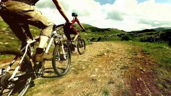 ماجراجویی در جمهوری مقدونیه؛ دوچرخه سواری در پارک کوهستانی گالیچیتا