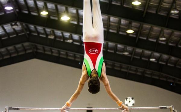 جام جهانی ژیمناستیک؛ سومین ایرانی فینالیست شد