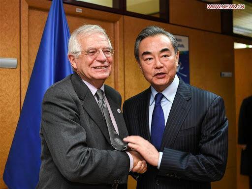 موضع اتحادیه اروپا درباره روابط با چین