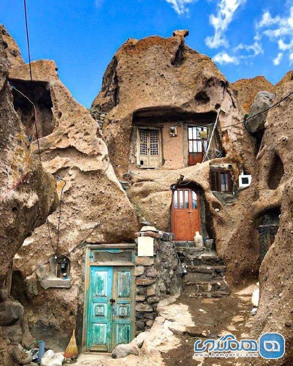 معرفی تعدادی از دیدنی ترین روستاهای سنگی ایران