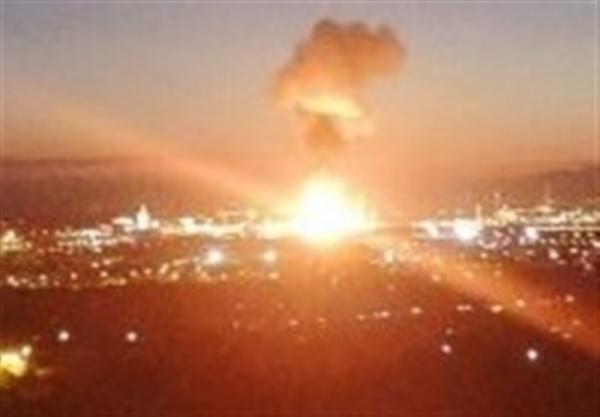 یمن، حملات گسترده جنگنده های عربستان به مأرب