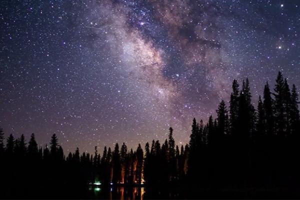 آسمان شب، تاریک تر از همواره زیر سایه آلودگی نوری
